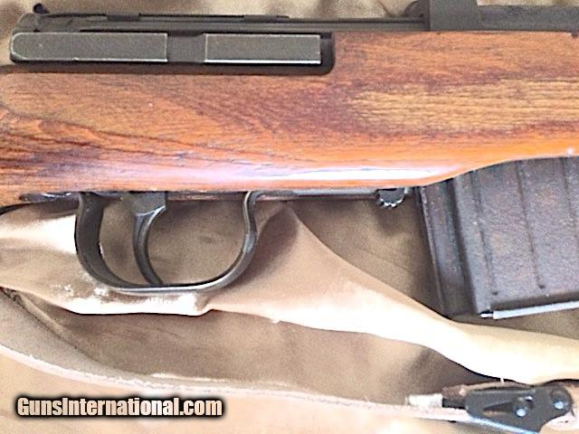Walther Karabiner K43 Semi-automatic Rifle 7 92x57mm (8mm