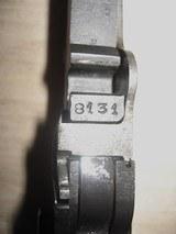 Mauser Red 9 9mm Model C96 Broomhandle Pistol- 10 of 11