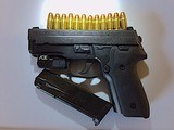 """SIG SAUER P-229 (USA) IN 357 SIG CALIBER. DA ONLY WITH NGTSGTS AND 3.9"""" BARREL. - 2 of 15"""