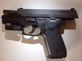 """SIG SAUER P-229 (USA) IN 357 SIG CALIBER. DA ONLY WITH NGTSGTS AND 3.9"""" BARREL. - 15 of 15"""