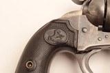 Colt Bisley revolver, .32 WCF caliber, Serial #229339 - 5 of 5