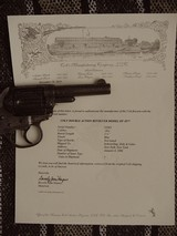 "Colt Model 1877 ""Lightning"" .38 Long Colt Revolver, Double Action and Single Action - 11 of 13"