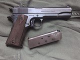 Colt WW I 1911 ACP with two magazines. - 1 of 19