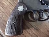 Colt Officers Model Target Revolver Flat top in .38 Colt - 3 of 17