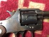 Colt Officers Model Target Revolver Flat top in .38 Colt - 13 of 17