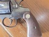 Colt Officers Model Target Revolver Flat top in .38 Colt - 5 of 17