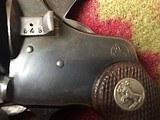 Colt Officers Model Target Revolver Flat top in .38 Colt - 11 of 17