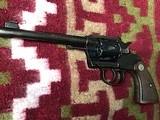Colt Officers Model Target Revolver Flat top in .38 Colt - 10 of 17