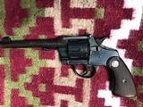Colt Officers Model Target Revolver Flat top in .38 Colt - 17 of 17