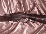Evans Repeating Rifle high capacity lever-action. - 3 of 14