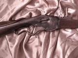 Evans Repeating Rifle high capacity lever-action. - 10 of 14