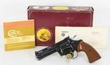 "Colt Diamondback .38 Special 4"" BBL W/ BOX"