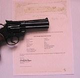 "Colt Diamondback .38 Special 4"" BBL W/ BOX - 19 of 20"