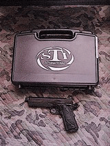 STI ~ Tactical 5.0 ~ .45 ACP with Threaded Barrel, Like New in Box