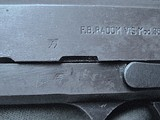 Radom VIS Model 35 9 mm. Several Nazi Marks left side rare Waa623, and has Eagle with Swastika - 10 of 17