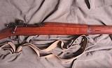 Smith Corona Model 1903A3 Rifle with original bayonet. - 7 of 14