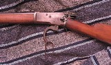 Winchester 1892 .44 WCF Saddle Ring Carbine Manufactured 1911 - 15 of 16