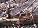 Sharps 45-70 Rifle 1874 Model with Set Trigger and Fire Triggers and Tang Sight - 3 of 17
