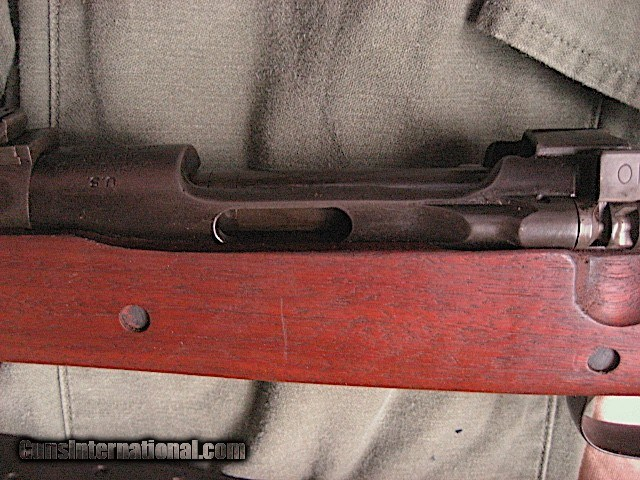 Springfield Armory Model 1903 Mark 1 with Pederson