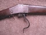 Sharps M1878 Borchardt Musket .45-70 Govt. Antique No FFL required - 10 of 13