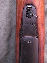 """Mauser 98 """"Standard Modell"""" Short Rifle8 x 57 mm, """"The rifle that broke the Treaty of Versailles."""" - 9 of 19"""