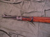 """Mauser 98 """"Standard Modell"""" Short Rifle8 x 57 mm, """"The rifle that broke the Treaty of Versailles."""" - 8 of 19"""