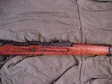 """Mauser 98 """"Standard Modell"""" Short Rifle8 x 57 mm, """"The rifle that broke the Treaty of Versailles."""" - 15 of 19"""