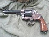 Colt USMC Marked Model 1909 .45 Colt, Issued 1910