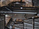 PTR 91 .308 Pistol with paddle, Hardcaseand 10 magazines - 5 of 14