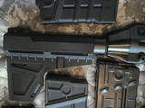 PTR 91 .308 Pistol with paddle, Hardcaseand 10 magazines - 4 of 14