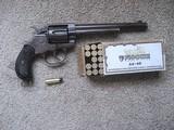 Colt 1878 Frontier Six Shooter .44-40 Revolver Mfg: 1908