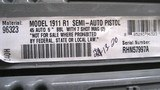 Remington Model: 1911 R1 Caliber: .45 ACPNew in Factory Box - 9 of 18