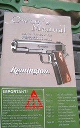 Remington Model: 1911 R1 Caliber: .45 ACPNew in Factory Box - 11 of 18