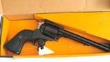 Ruger New Model Super Blackhawkin Box