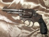 1910-1917 SMITH & WESSON 32 LONG CTG REVOLVER