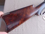 WINCHESTER 1886 DELUXE SPECIAL ORDER 45-90 OCTAGON RIFLE SET TRIGGER FACTORY LETTER - 4 of 23