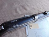 SUPERB - WINCHESTER 1886 DELUXE SPECIAL ORDER 1/2 OCTAGON RIFLE 45-90 W/ FACTORY LETTER - 11 of 26