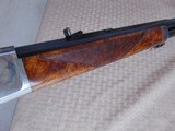 SUPERB - WINCHESTER 1886 DELUXE SPECIAL ORDER 1/2 OCTAGON RIFLE 45-90 W/ FACTORY LETTER - 22 of 26