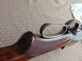 SUPERB - WINCHESTER 1886 DELUXE SPECIAL ORDER 1/2 OCTAGON RIFLE 45-90 W/ FACTORY LETTER - 15 of 26