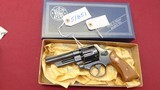 RARE SMITH & WESSON 520 N.Y. POLICE CONTRACT REVOLVER 357 MAG ONLY 3000