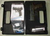 Walther 22 LR, model P22, New in Box, Never Fired