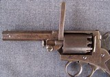 Cased Mass. Arms, Adams Patent Pocket Revolver - 12 of 13