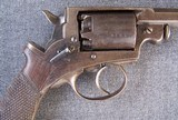 Cased Mass. Arms, Adams Patent Pocket Revolver - 3 of 13