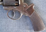 Cased Mass. Arms, Adams Patent Pocket Revolver - 7 of 13