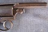 Cased Mass. Arms, Adams Patent Pocket Revolver - 4 of 13