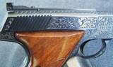 Cased, Engraved, COLT 3rd Model Match Target - 15 of 20