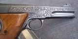 Cased, Engraved, COLT 3rd Model Match Target - 6 of 20