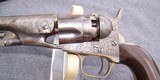 Colt Factory Engraved 1862 Police - 12 of 20