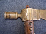 Brass Pipe Tomahawk - 9 of 10