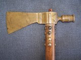 Brass Pipe Tomahawk - 4 of 10